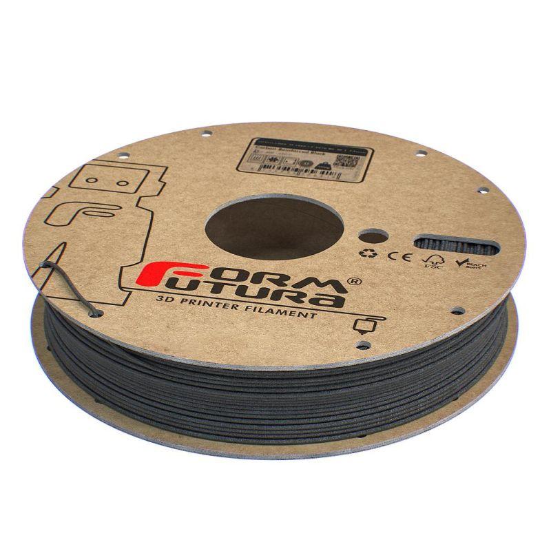 FormFutura LUVOCOM 3F Carbon Fibre PEEK 9676 Black 3D Printer Filament 500g